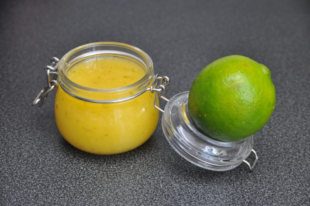 Lemon Curd englische Zitronencreme