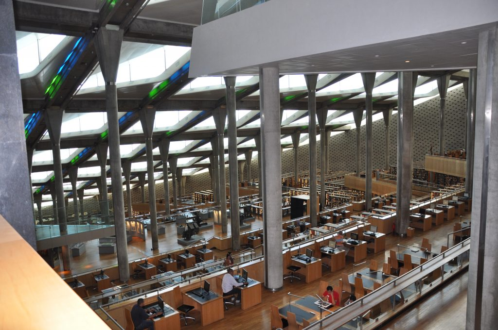 Bibliothek Alex