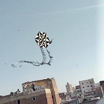 Drachen über Alexandria